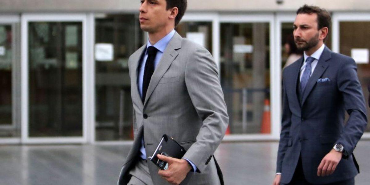 Caso SQM: hijos de senador Pizarro y diputado León quedan con arraigo nacional y firma mensual