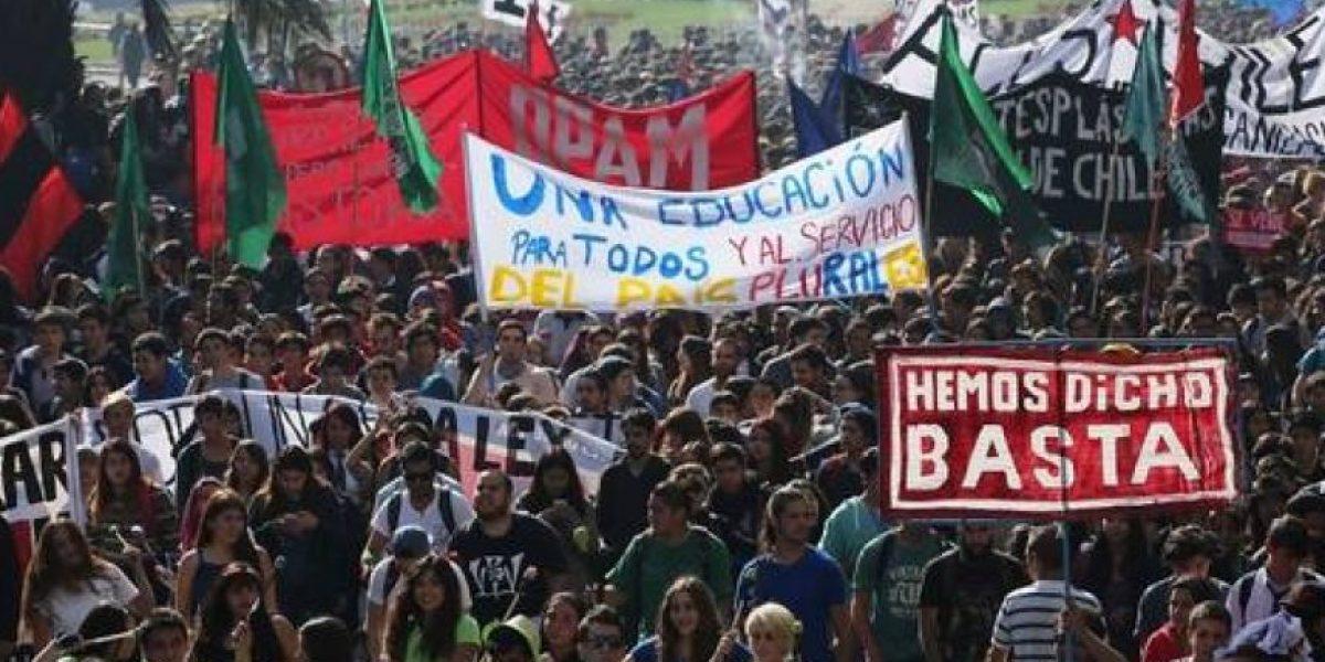 Intendencia Metropolitana autoriza marcha estudiantil para este domingo