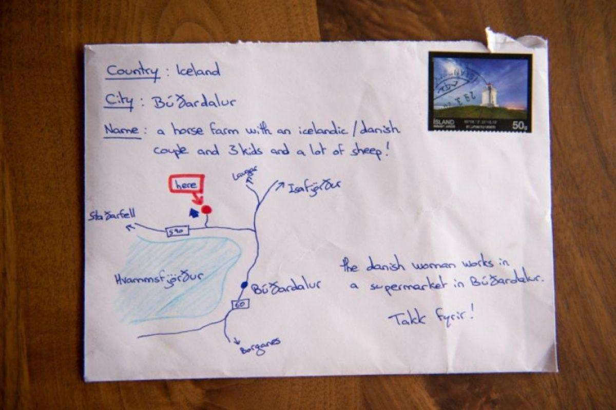 Esta fue la carta Foto:Reddit.com. Imagen Por: