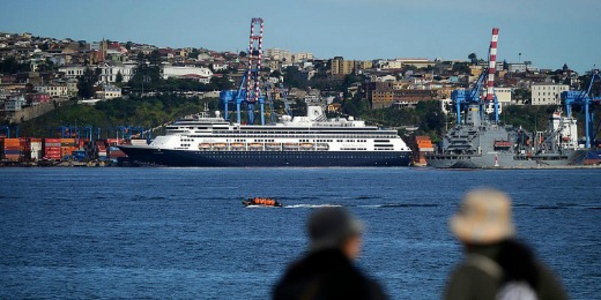 Argentina y Uruguay buscan potenciar su circuito de cruceros hacia Chile