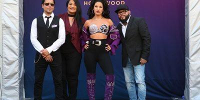 Presentan la figura de cera de Selena, la reina del tex-mex