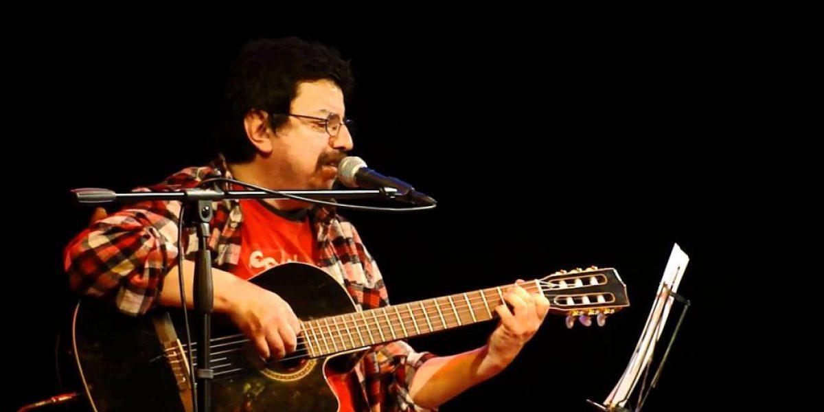 Músico Mauricio Redolés es internado de urgencia