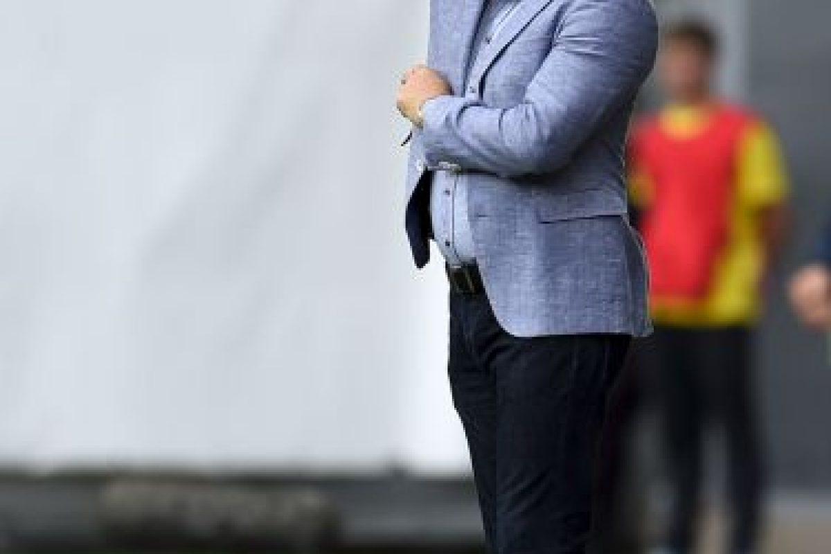 Mientras que Stanislav Cherchesov es el nuevo DT de Rusia Foto:Getty Images. Imagen Por: