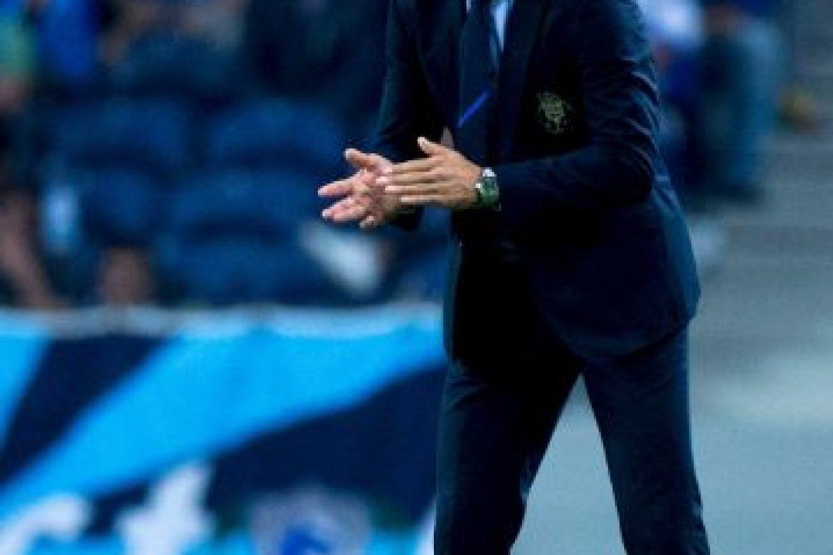 Julen Lopetegui sustituirá en el cargo de la Selección de España a Vicente del Bosque Foto:Getty Images. Imagen Por: