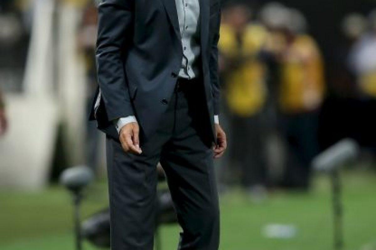 Tite es el nuevo DT de Brasil, que jugará ante Ecuador, el 1 de septiembre Foto:Getty Images. Imagen Por: