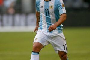 Sergio Agüero es baja para Argentina por una molestia muscular Foto:Getty Images. Imagen Por: