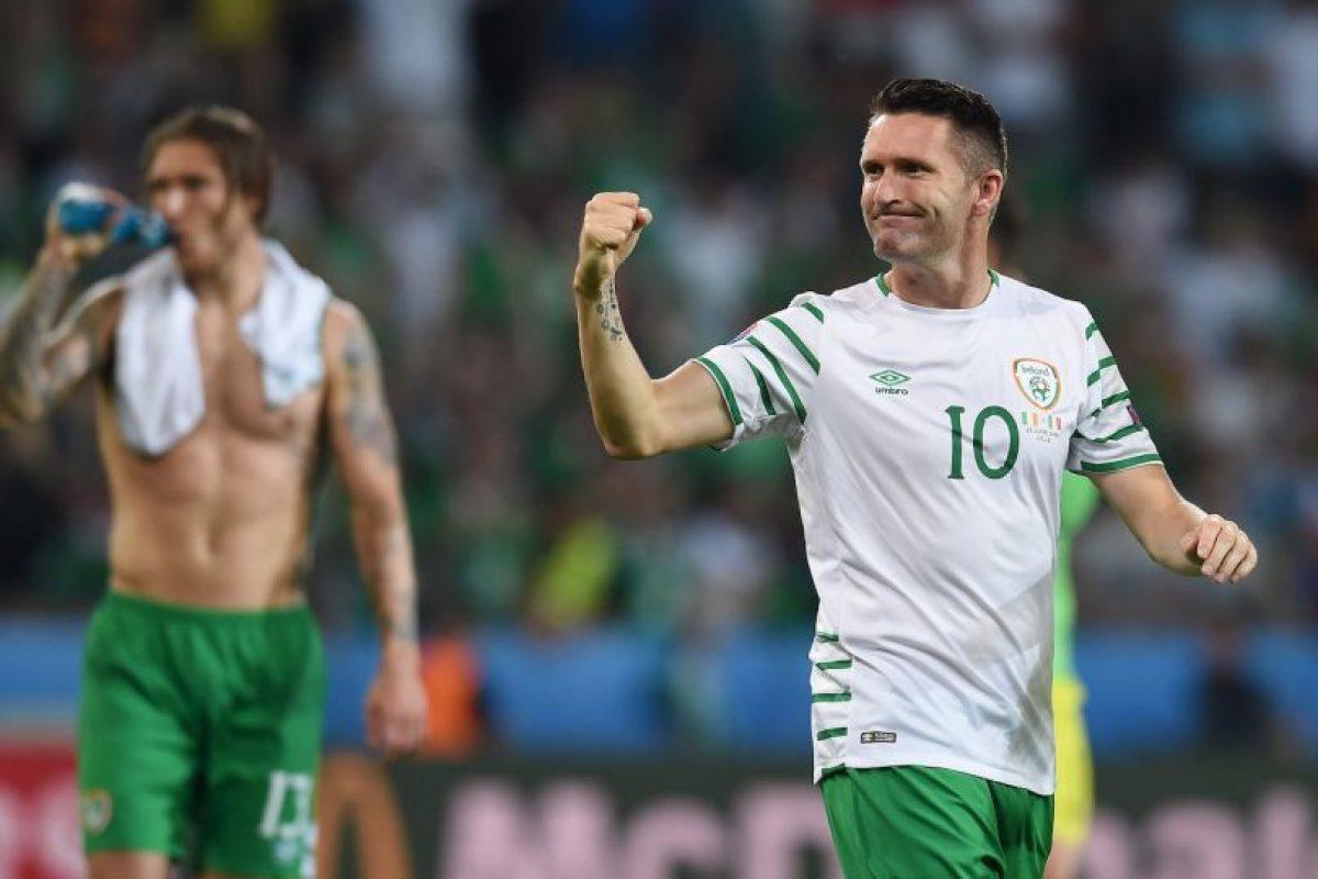 También debemos seguir a Robbie Keane, que se retira de la Selección de Irlanda, después de 145 partidos Foto:Getty Images. Imagen Por: