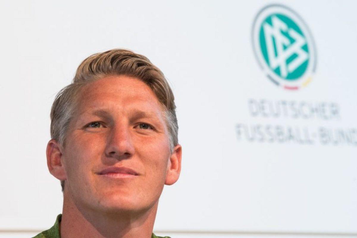 Y Bastian Schweinsteiger también dejarán a la Selección de Alemania, tras 12 años como internacionales Foto:Getty Images. Imagen Por: