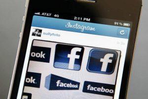 Instagram es propiedad de Facebook. Foto:Getty Images. Imagen Por: