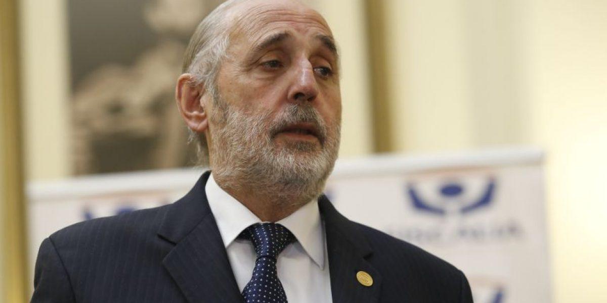 Abbott descarta crisis en el Ministerio Público tras disputa con fiscal Emiliano Arias