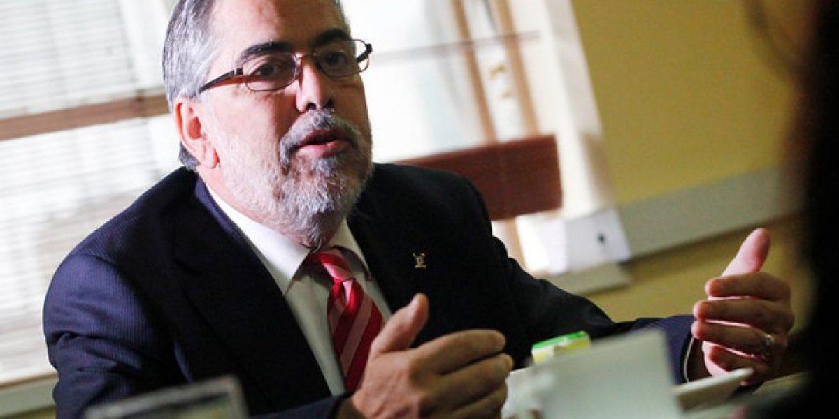 Rector Zolezzi no firmará convenio Pace con el Mineduc hasta arreglar cobertura de gratuidad
