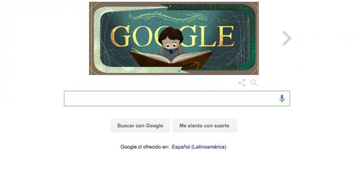 Con este doodle animado Google recuerda publicación de
