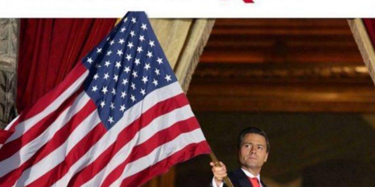 Peña y Trump se pelean en Twitter por la construcción del muro