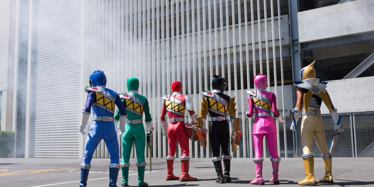 Power Rangers: Se filtran nuevas fotos de los trajes que ocuparán en la película