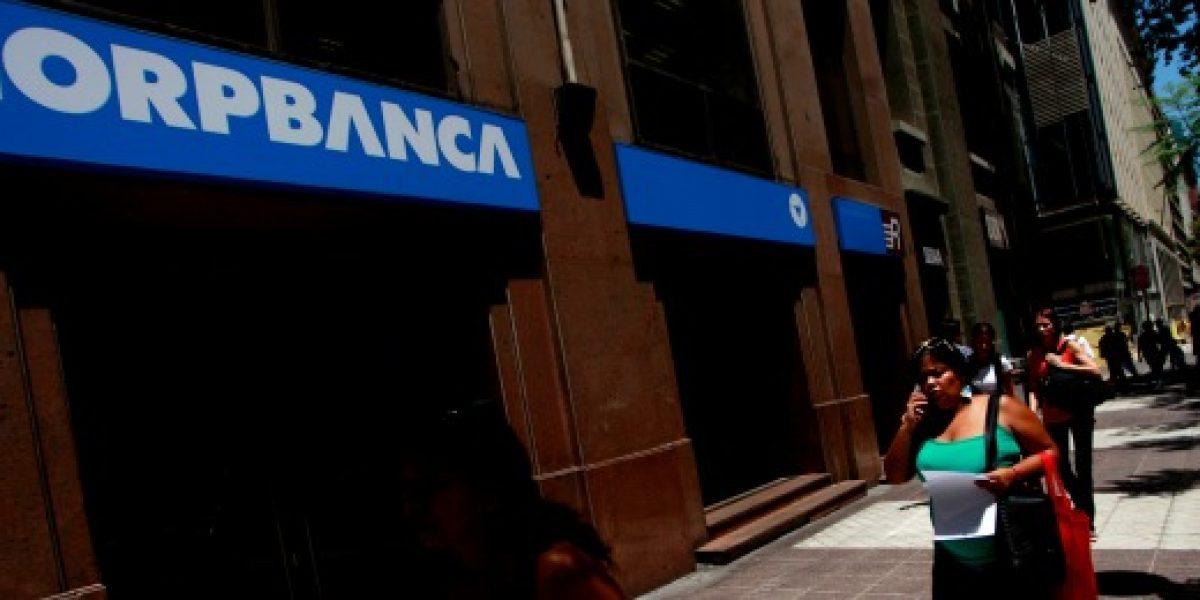 Corte deja sin efecto multa por US$ 30 millones a CorpBanca