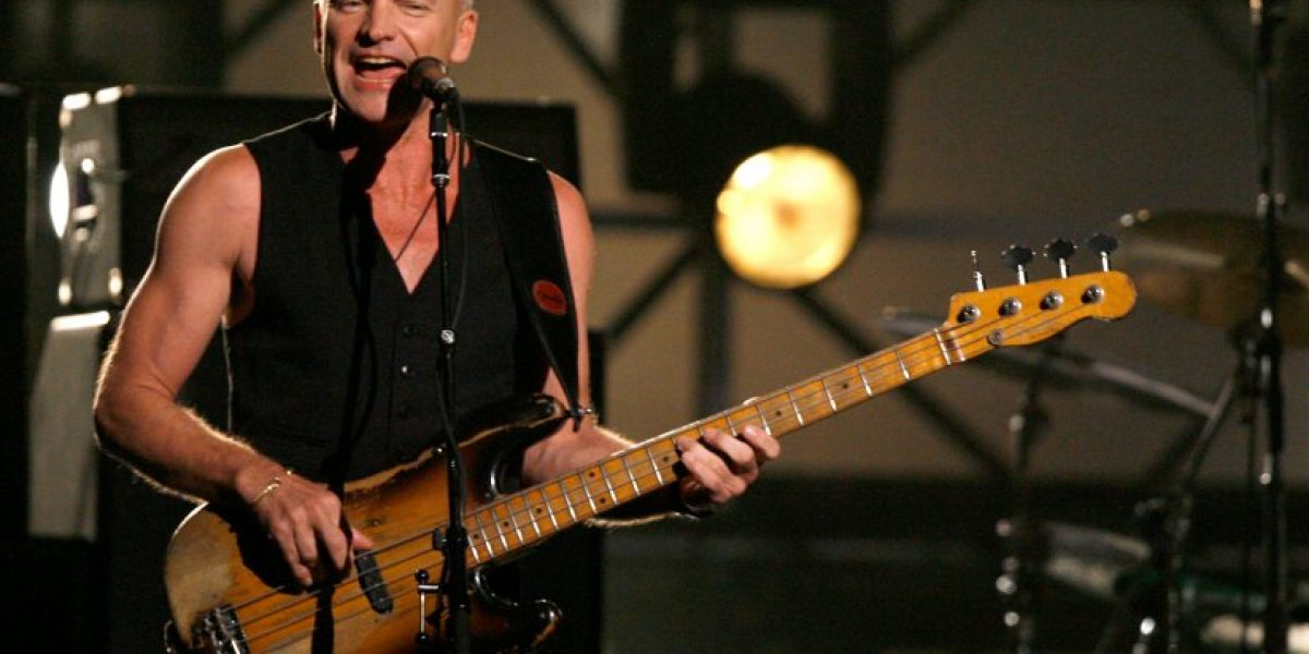 Sting entrega detalles de su vuelta al rock con el disco