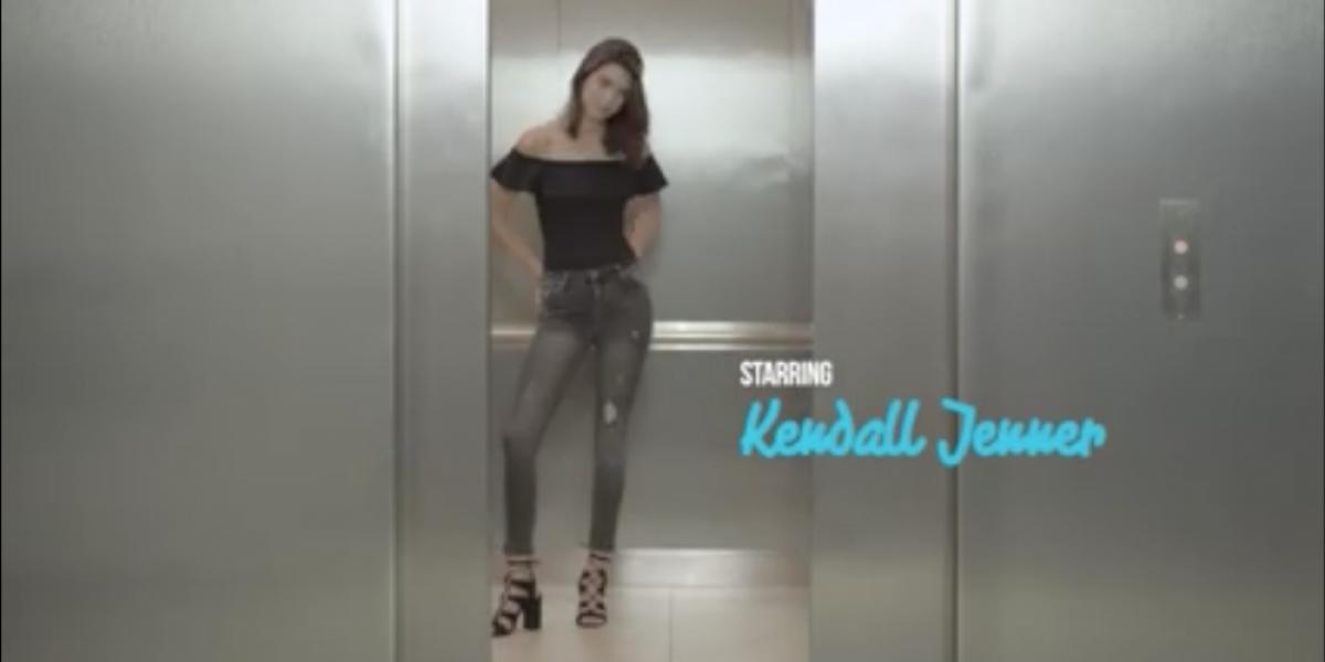 Video: Di Mondo hace de las suyas con Kendall Jenner en un ascensor