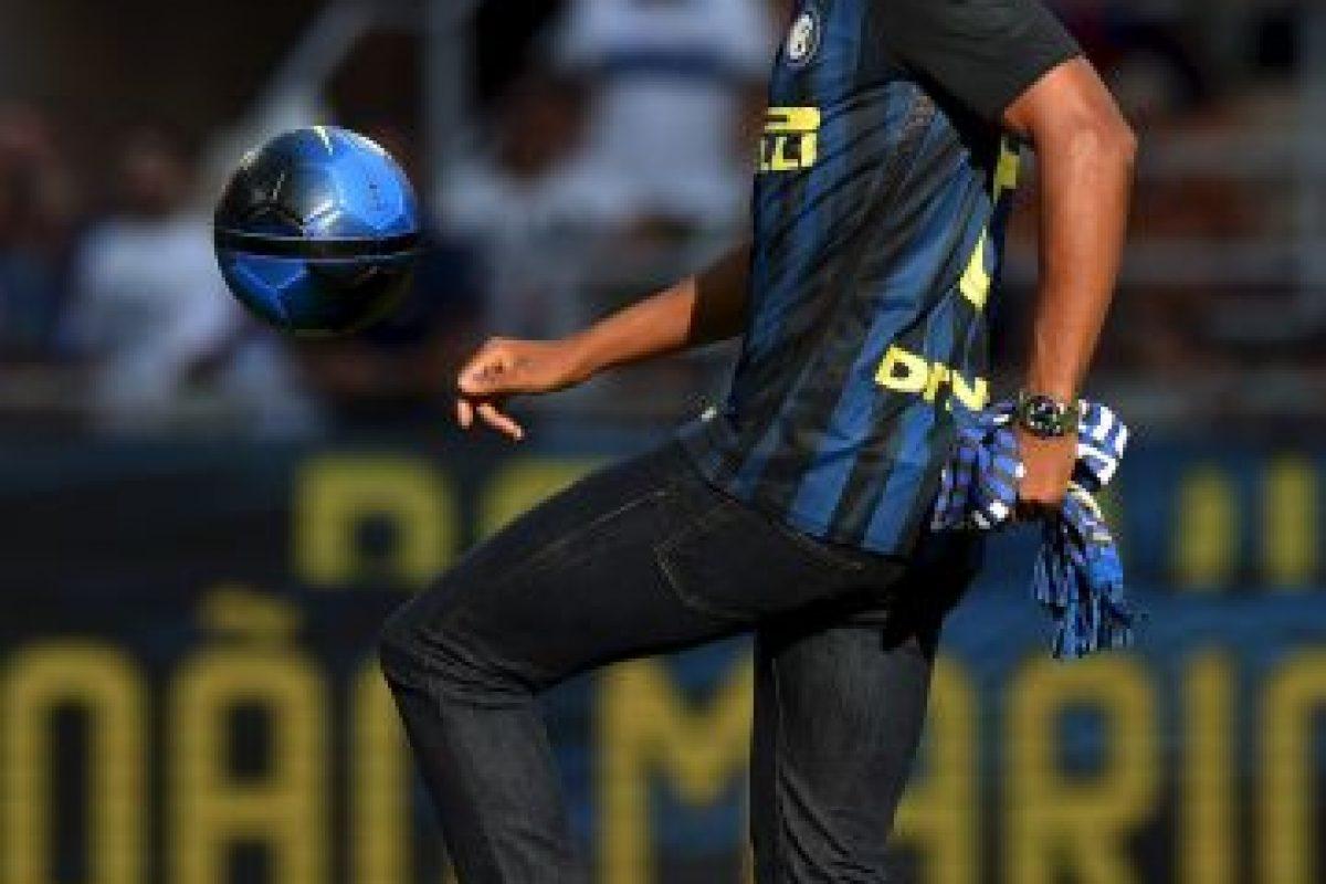 Joao Mario. El mediocampista portugués llegó a Inter de Milán, procedende del Sporting de Lisboa a cambio de 40 millones de euros. Imagen Por: