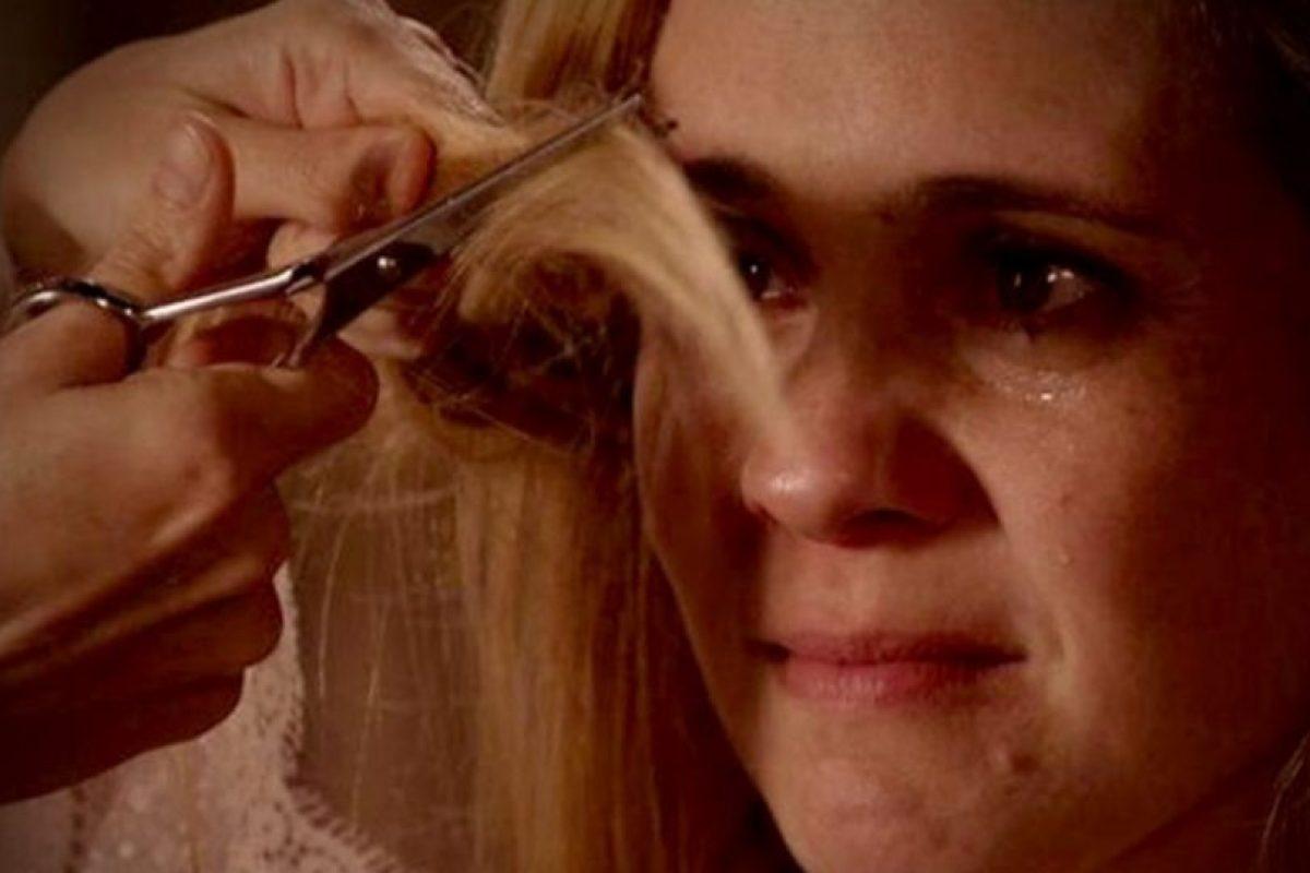 Las escenas que rodó con Adriana Falabella fueron célebres por su crudeza. Foto:Rede Globo. Imagen Por: