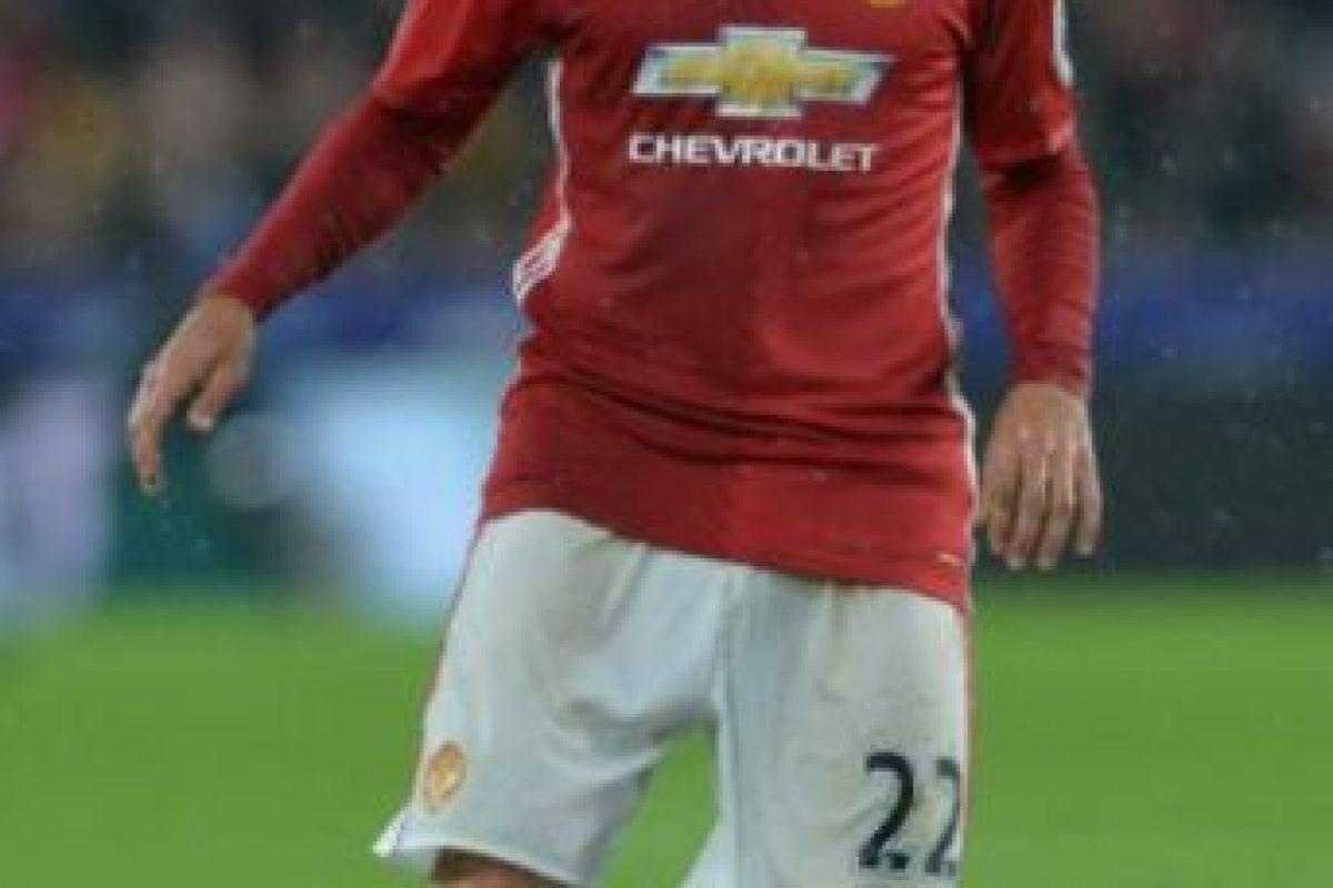 Henrij Mkhitaryan. Manchester United pagó 42 millones de euros al Borussia Dormund por el armenio. Imagen Por: