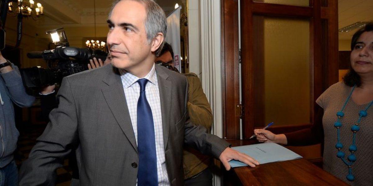 Senador Chahuán llama a Chile Vamos a