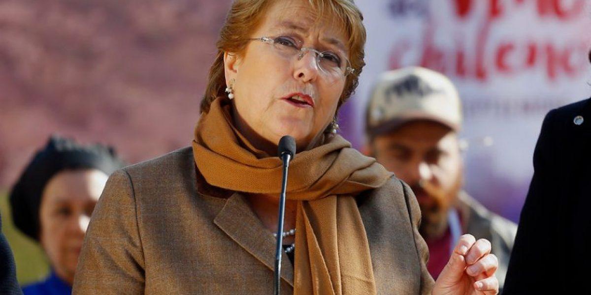 Bachelet por Ricardo Lagos:
