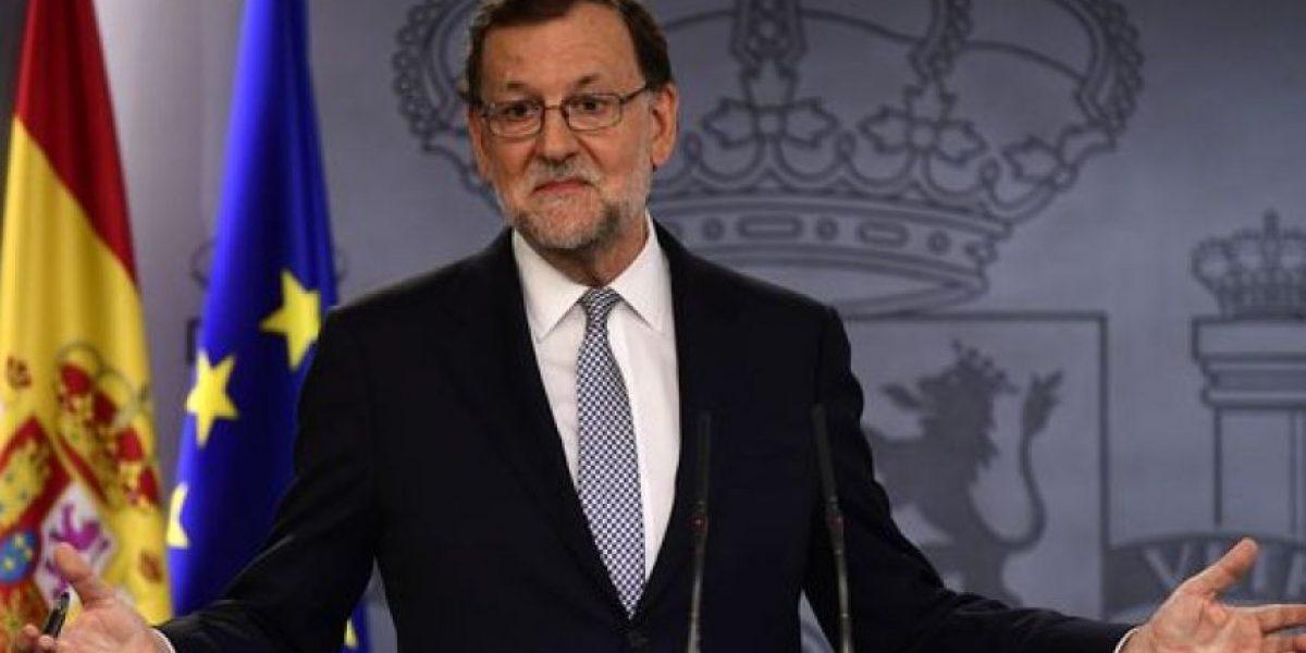 Parlamento español vuelve a rechazar investidura de Mariano Rajoy