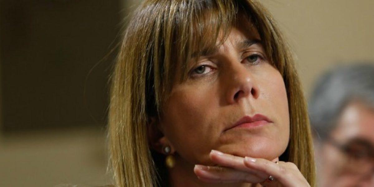 #Adimark: desaprobación a ministra Rincón se dispara 10 puntos