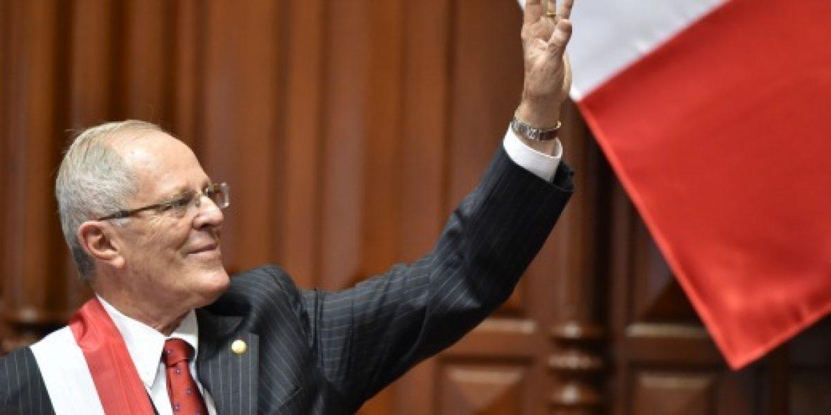 Presidente de Perú se reunirá con empresarios chilenos