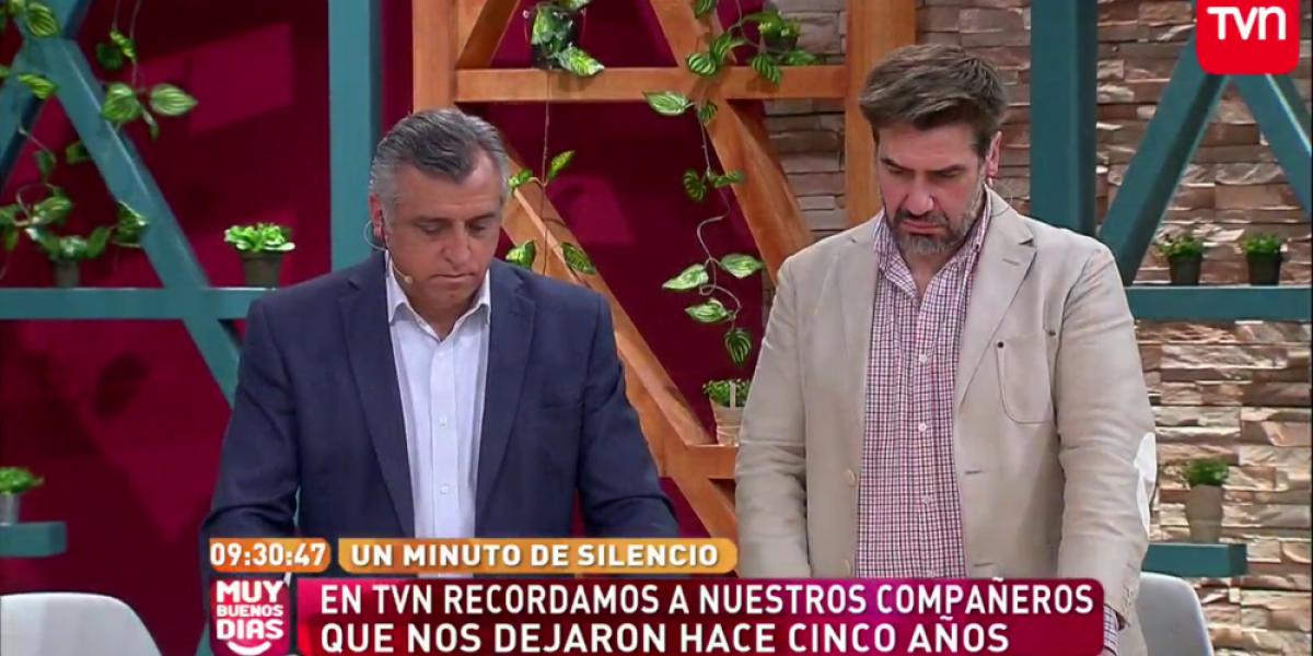 Así fue el sobrio homenaje de TVN a 5 años de la tragedia de Juan Fernández