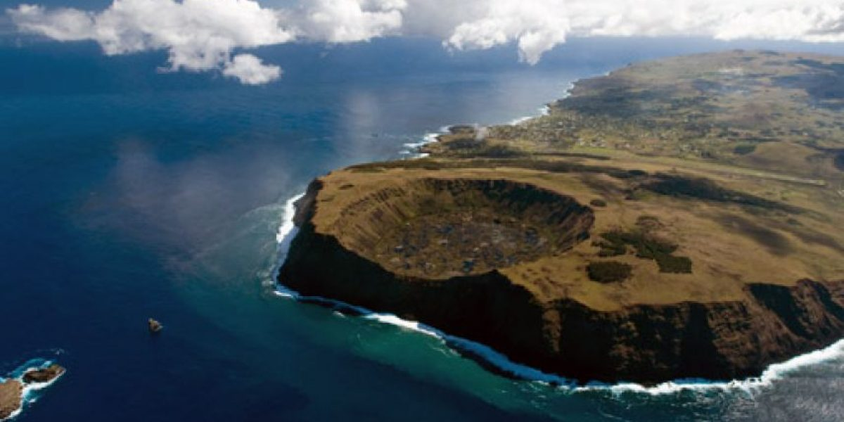 Ecosistema de Rapa Nui en alerta