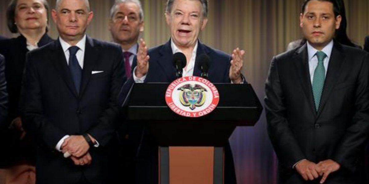 Acuerdo de paz de Colombia se firmará el 26 de septiembre en Cartagena