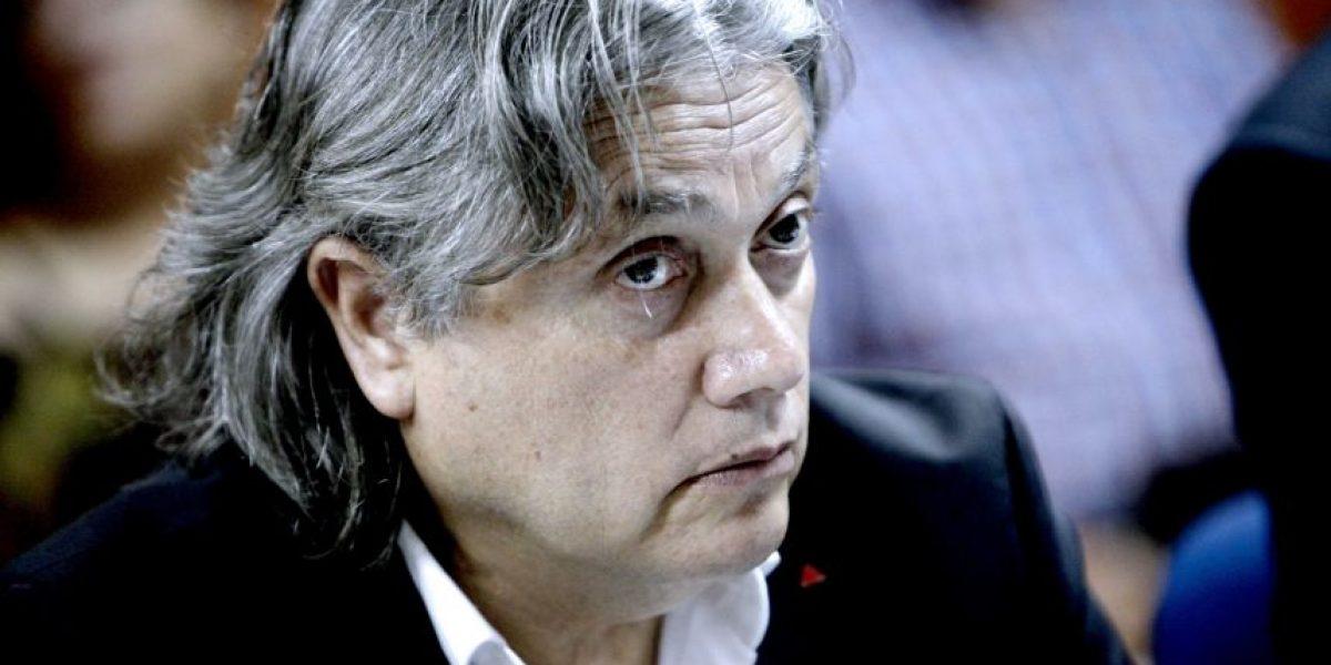 Senador Navarro renuncia al MAS y crea nuevo partido político