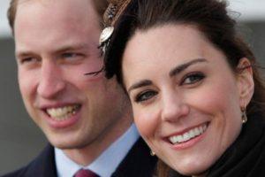 En estas fotos podrán observar más a detalle la nariz de Kate Foto:Getty Images. Imagen Por: