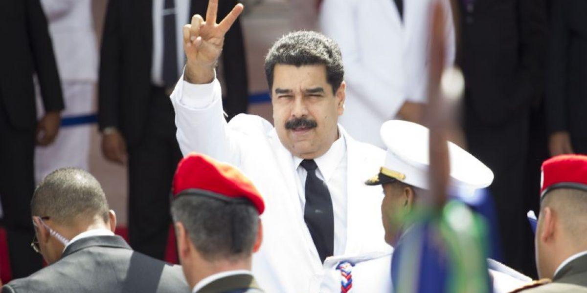 Venezuela: desaparece periodista chileno que informó sobre protestas contra Maduro