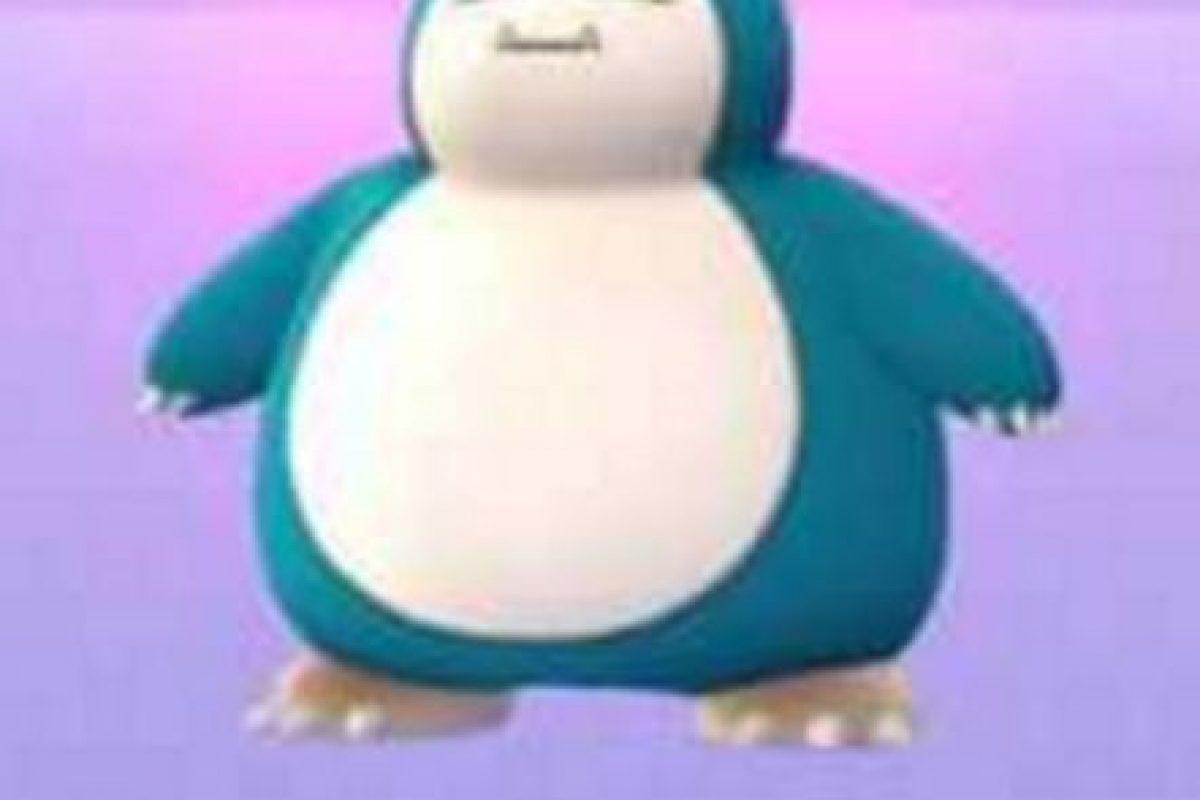 """Su tipo es """"Normal"""". Foto:Pokémon Go. Imagen Por:"""
