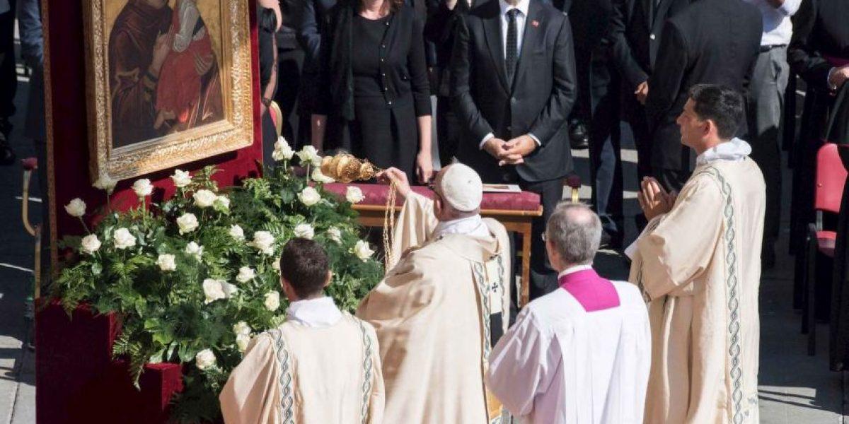 Así fue la canonización de la Madre Teresa de Calcuta