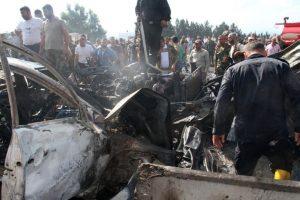 El ataque más sangriento se cometió en un puente de los alrededores de Tartús, y causó 30 muertos y 45 heridos. Foto:Afp. Imagen Por: