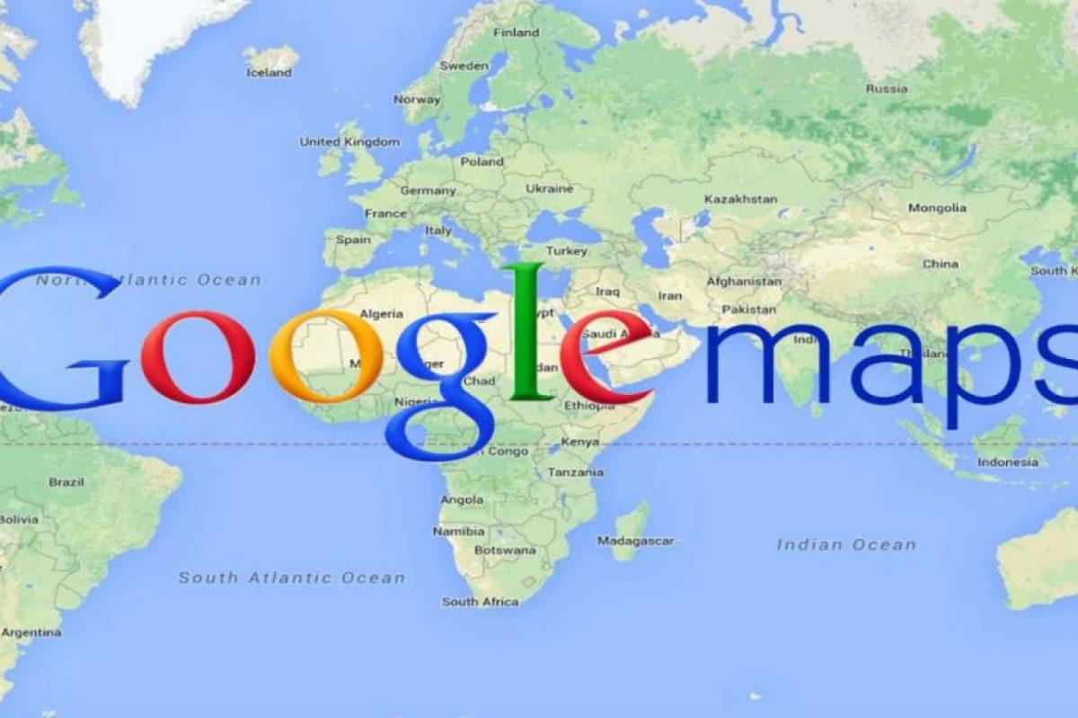 Google Maps ahora se ha aliado con Pokémon Go. Foto:Google. Imagen Por: