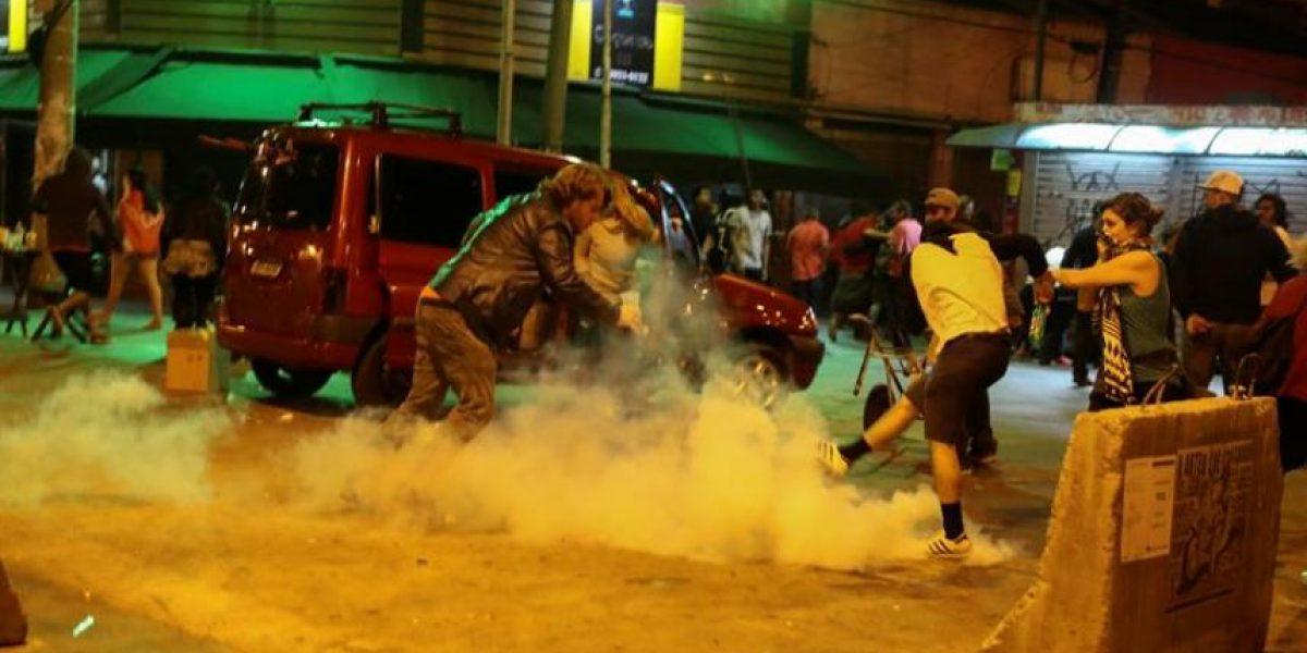 Sigue la tensión en Brasil: miles protestaron contra