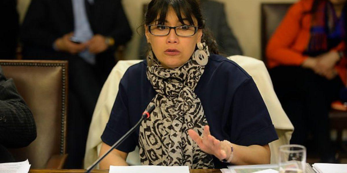 Comisión rechazó acusación constitucional contra ministra Blanco por pensiones de Gendarmería
