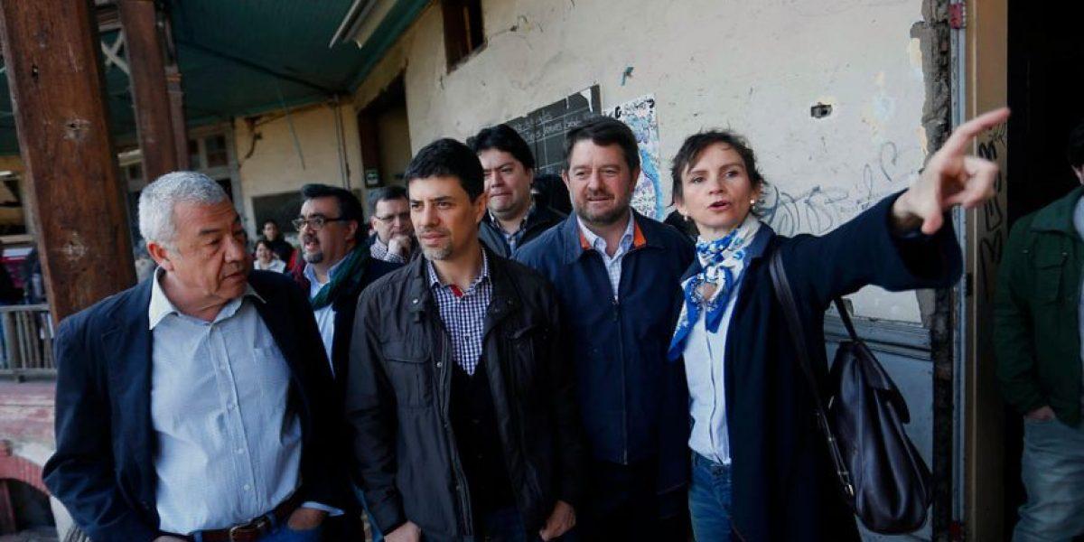 Municipalidad de Santiago descarta intervencionismo del Gobierno para apoyar candidatura de Tohá