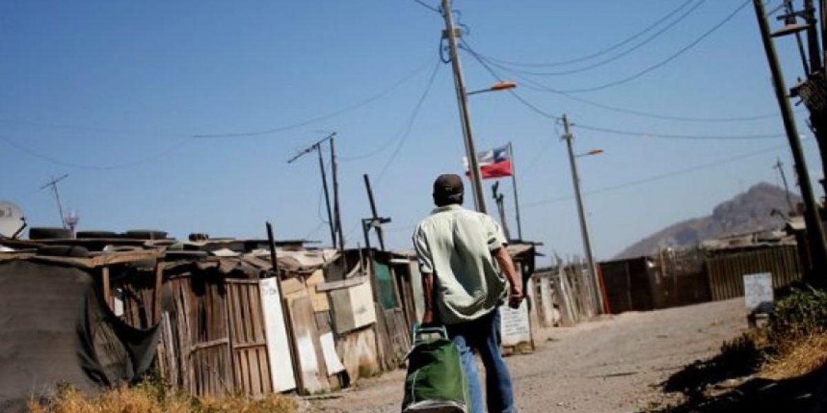 Viña del Mar, Valparaíso y Antofagasta: las comunas con más campamentos de Chile