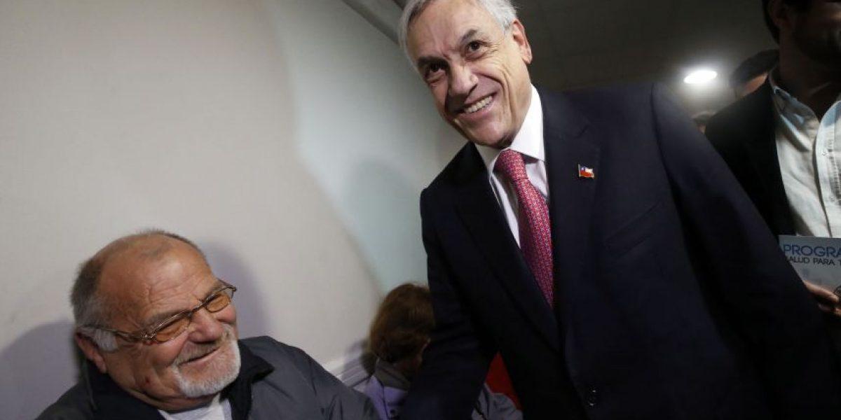 """Piñera y definición presidencial: """"En Chile hay un deporte popular que son las candidaturas"""""""