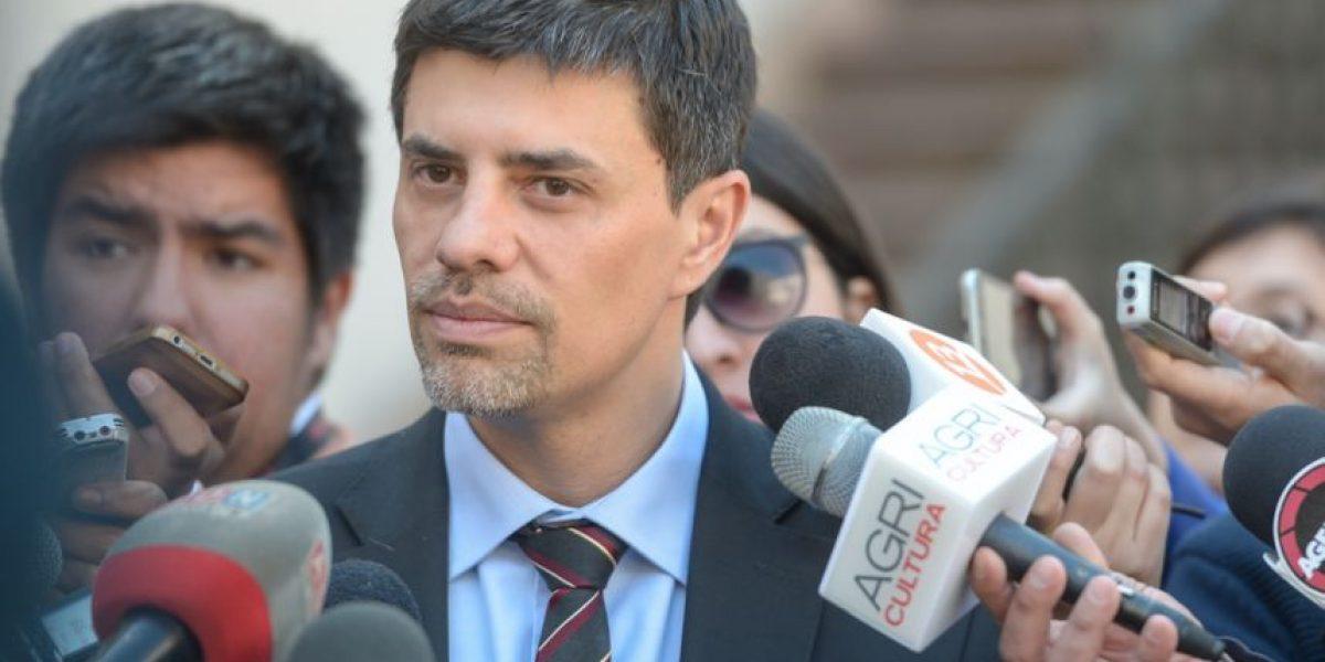 Díaz alude a Piñera por Ley Reservada del Cobre: