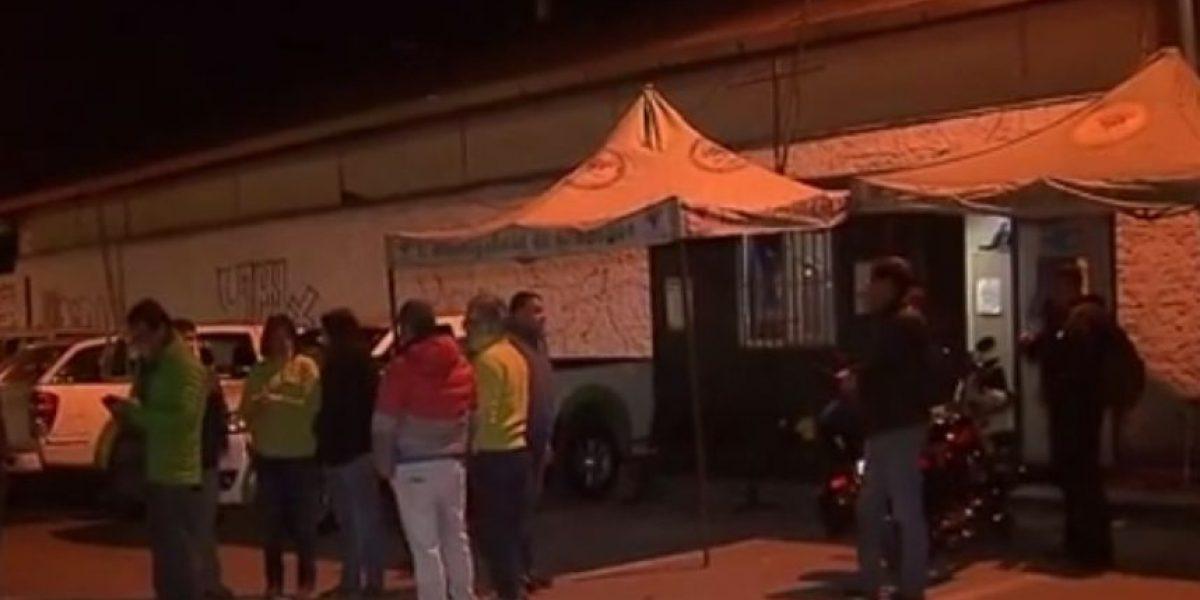 Desconocidos roban cajero automático desde Municipalidad de El Bosque