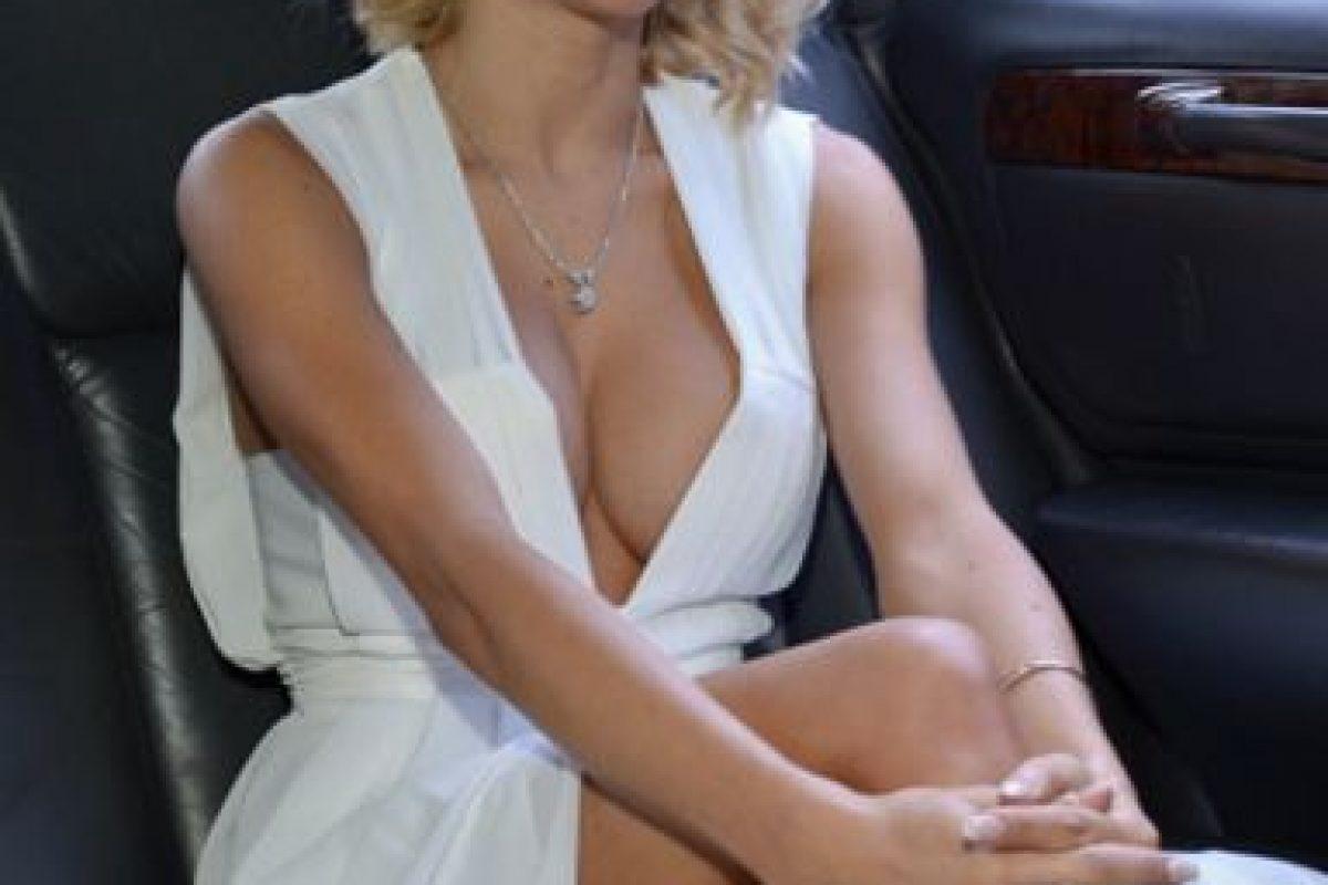 La modelo cerró todas sus cuentas menos la de Facebook, donde la siguen insultando Foto:Getty Images. Imagen Por: