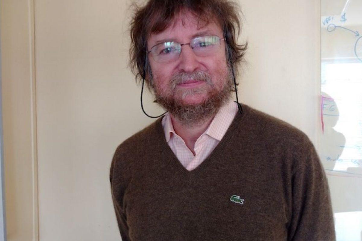 El profesor José Miguel Piquer, 2016. Foto:Gentileza. Imagen Por: