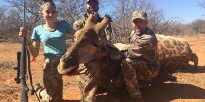 La pregunta que incomodó a niña de 12 años que cazaba animales y subía las fotos como trofeos en Facebook