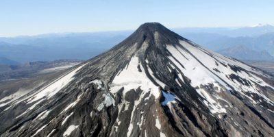 Turista francés muere y otro queda herido de gravedad al sufrir accidente en el volcán Villarrica